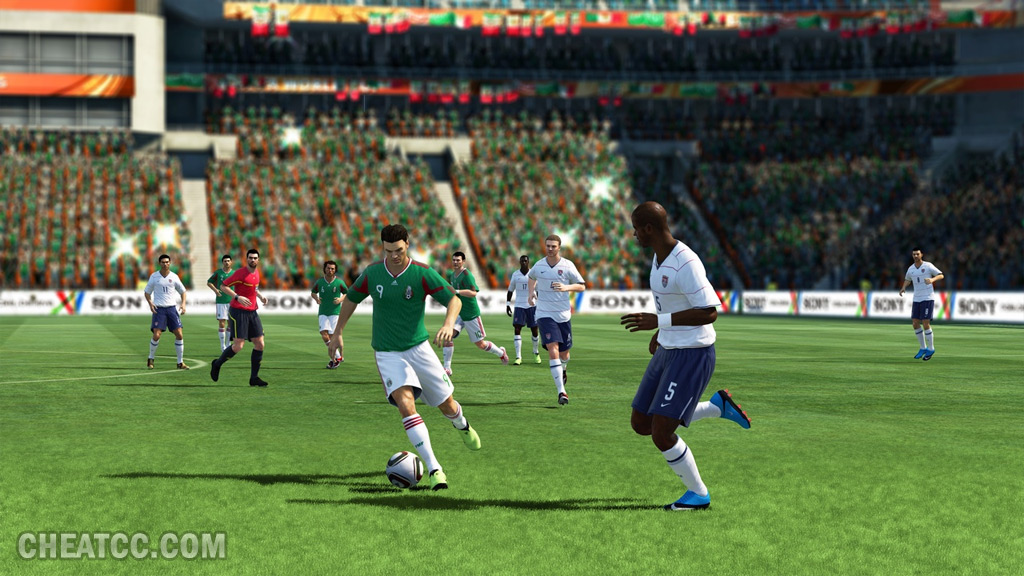 2010 FIFA World Cup South Africa Review for Xbox 360