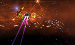 Aces of the Galaxy screenshot
