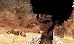 Afro Samurai screenshot