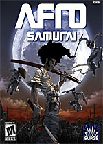 Afro Samurai box art