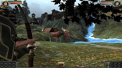 Age of Conan: Hyborian Adventures screenshot