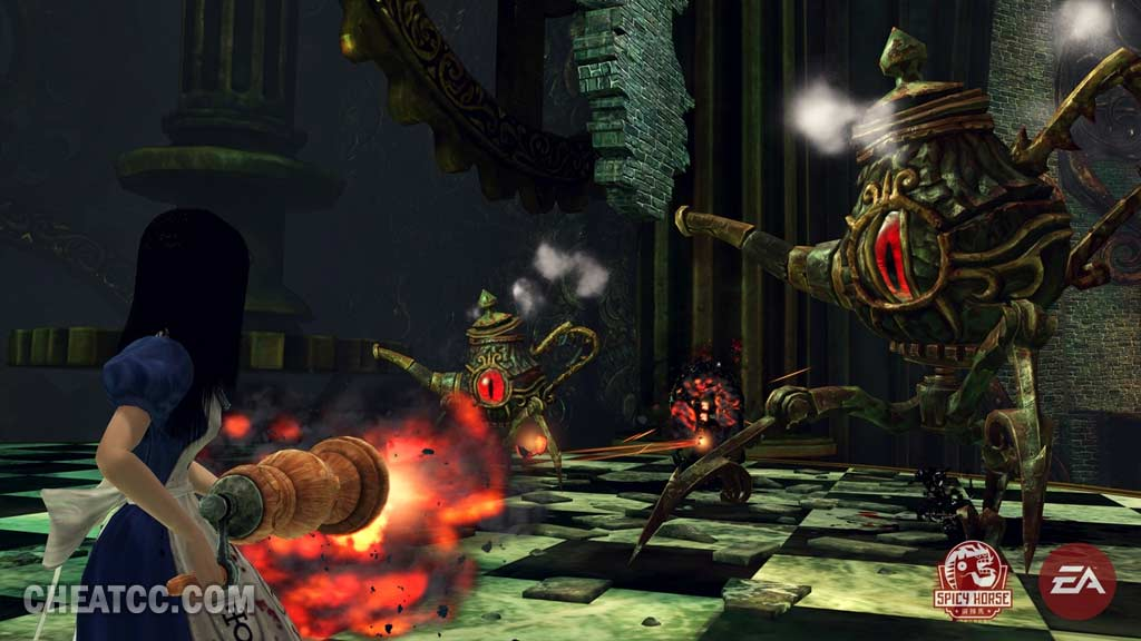 Alice: Madness Returns image
