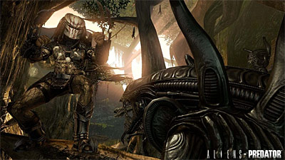 Alien vs. Predator screenshot
