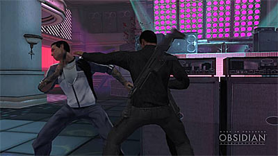 Alpha Protocol screenshot