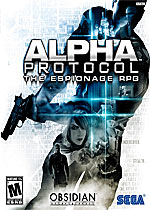 Alpha Protocol box art