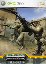 America's Army: True Soldiers box art