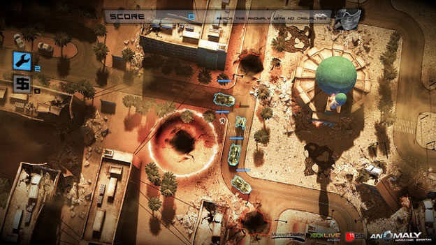 Anomaly: Warzone Earth Screenshot