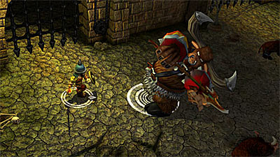 Arkadian Warriors screenshot