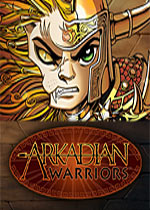 Arkadian Warriors box art