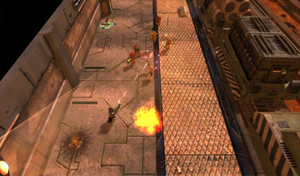Assault Heroes 2 screenshot