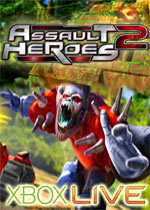 Assault Heroes 2 box art