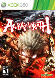 Asura's Wrath Box Art