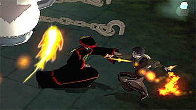 Avatar: The Last Airbender - The Burning Earth screenshot