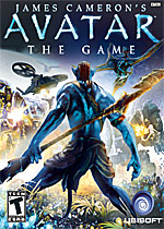 James Cameron&#146s Avatar: The Game box art