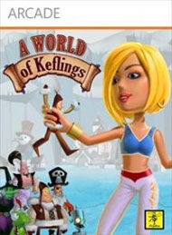 A World of Keflings Box Art