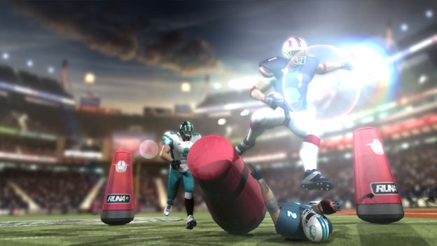 Backbreaker: Vengeance Screenshot