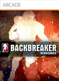 Backbreaker: Vengeance Box Art
