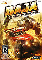 Baja: Edge of Control box art