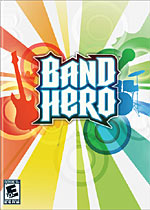 Band Hero box art