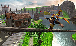 Banjo Kazooie: Nuts & Bolts screenshot