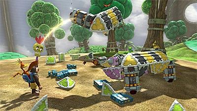Banjo Kazooie Nuts And Bolts Best Vehicles - New Images Bolt