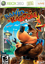 Banjo Kazooie: Nuts & Bolts (Platforming / Racing / User Created Content)