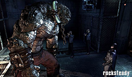 Batman: Arkham Asylum screenshot
