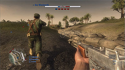 Battlefield 1943 screenshot