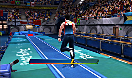Beijing 2008 screenshot