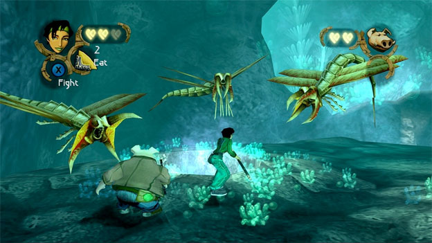 Beyond Good & Evil HD Screenshot