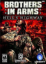 Brothers in Arms: Hell&#146s Highway box art