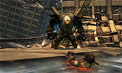 Bionic Commando screenshot