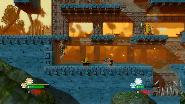 Bionic Commando Rearmed 2 Screenshot