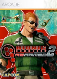 Bionic Commando Rearmed 2 Box Art