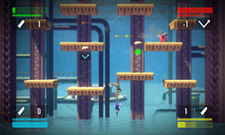 Bionic Commando Rearmed screenshot