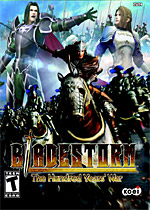 Bladestorm: The Hundred Years' War box art