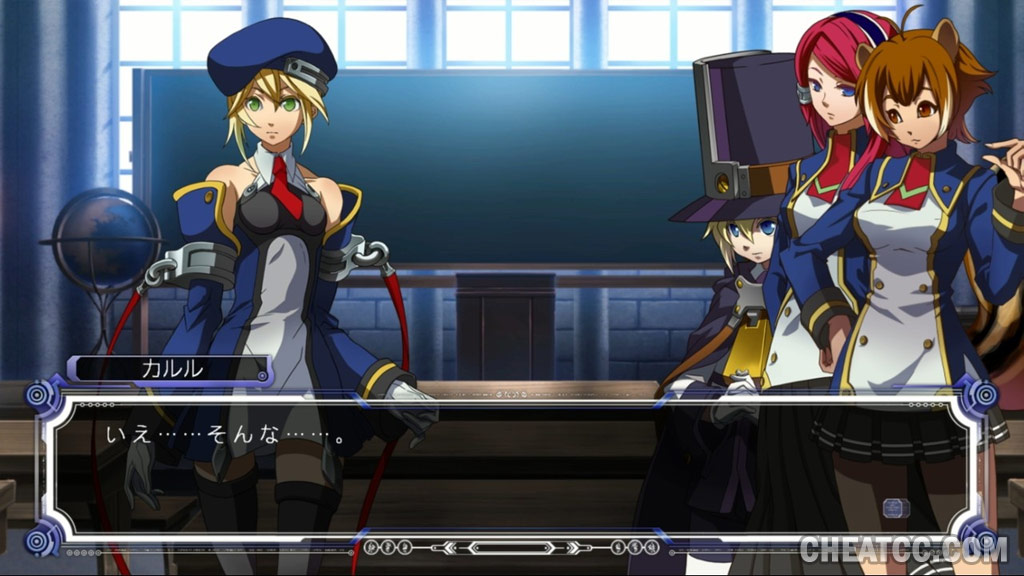 BlazBlue: Calamity Trigger Review for PlayStation 3 (PS3)