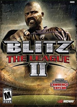 Blitz: The League II box art