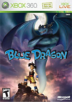 Blue Dragon box art