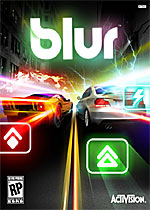 Blur box art