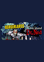 Borderlands: The Zombie Island of Dr. Ned box art