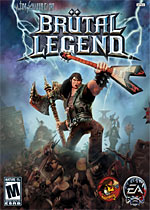 Brutal Legend box art