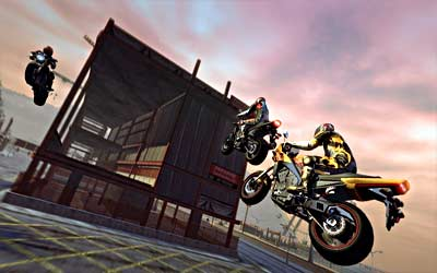 Burnout Paradise: Bike Pack screenshot