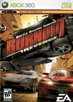 Burnout: Revenge box art