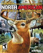 Cabela&#146s North American Adventures box art