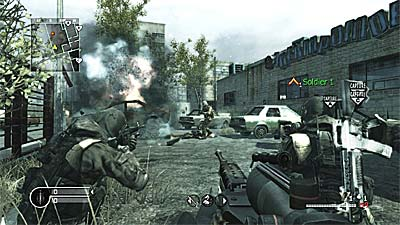 Call of Duty 4: Modern Warfare screenshot
