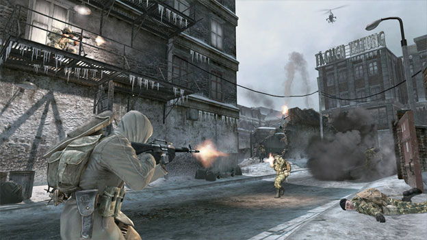 Call of Duty: Black Ops - First Strike Map Pack Screenshot