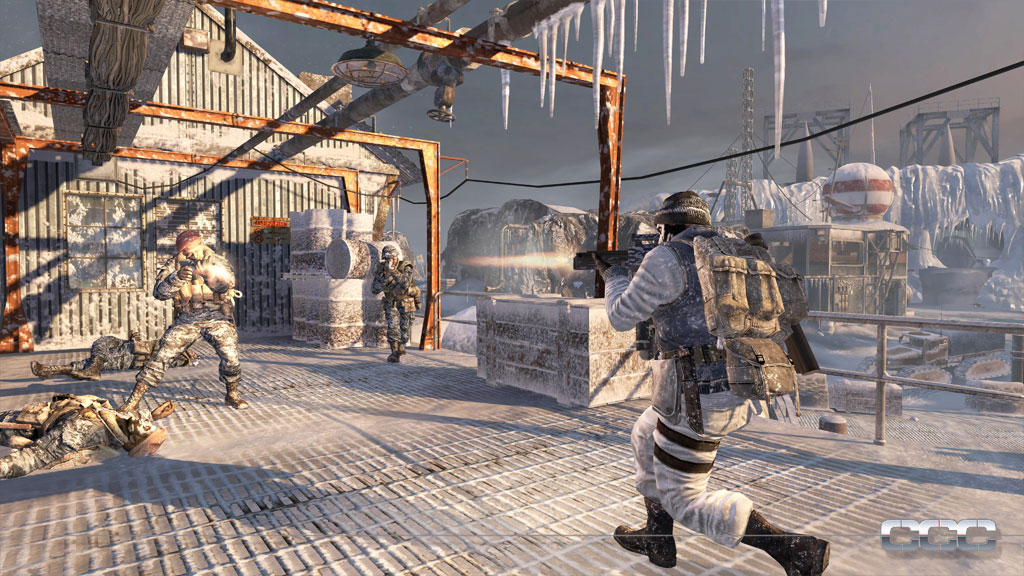 Call of Duty: Black Ops - First Strike Map Pack Impressions Review Black Ops First Strike Maps on