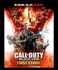 Call of Duty: Black Ops - First Strike Map Pack Box Art