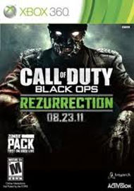 Call of Duty: Black Ops - Rezurrection Box Art